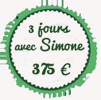 3 jours avec Simone