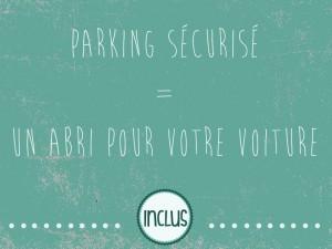 Parking Securisé