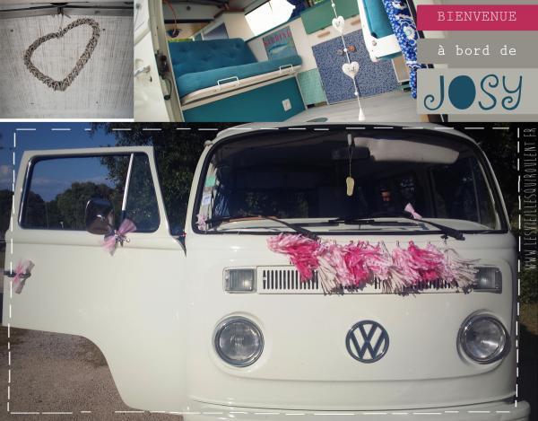 Locations Mariages Combi VW et 2CV