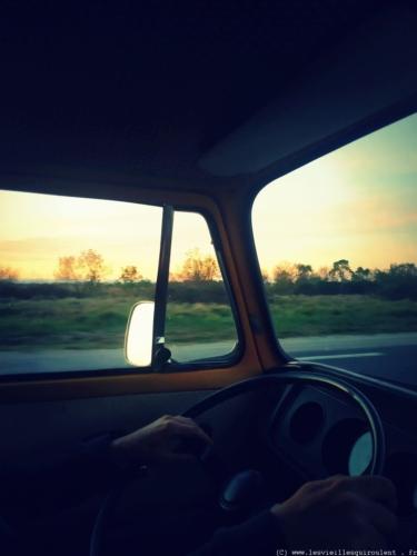 Les vieilles qui roulent