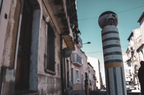 Quartier Haut, Sète