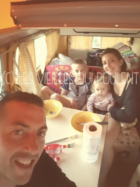 Combi vw roadtrip
